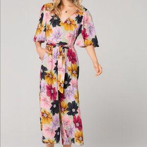 Lima Floral Jumpsuit by Show Me Your Mumu